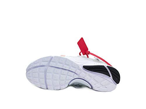 Nike Air Presto x Off White – White/Black Trainer - 5
