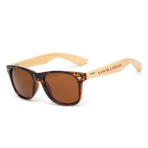 ZHOUYF Sonnenbrille Fahrerbrille Benutzerdefinierte Logo Bambus Fuß Sonnenbrillen Frauen Original Holz Sonnenbrillen Customerized Männer Holz Sonnenbrillen 20 Teile/Satz Großhandel, F