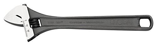 Elora Clé à molette, envergure 30 mm, 60–10 A