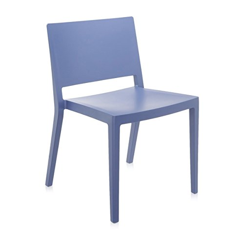 Kartell Chaise, Bleu