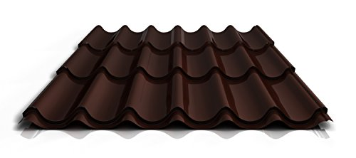 stahl-pfannenblech-ps47-1060rt-050-mm-60-um-tthd-farbeschokoladenbraun-lange0800-mm