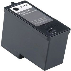 Dell Dh828 Serie (dell printer accessories dh828 series 9 black ink cartridge standard capacity by DELL PRINTER ACCESSORIES)