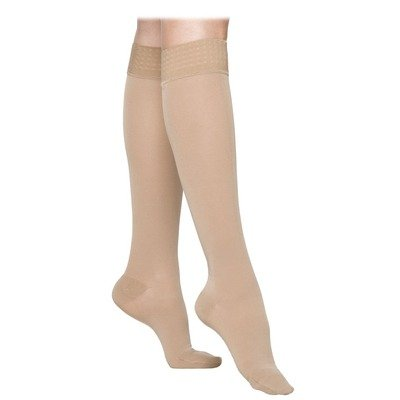 860 Select Comfort Damen Kniehose, geschlossener Zehenbereich, mit Silikongriff, 863C, Größe L4, Farbe Crispa 66 ()