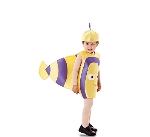 Dress Fisch Kinder Fancy Kostüm - Fyasa 706478-t00 Fisch Fancy Dress Kostüm, Klein