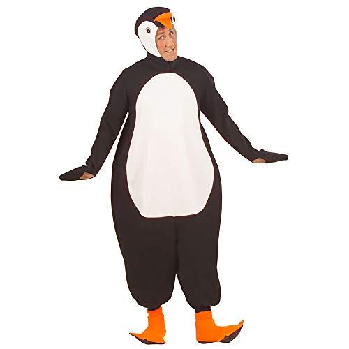 Pinguin Frauen Kostüm - Widmann - Erwachsenenkostüm Pinguin