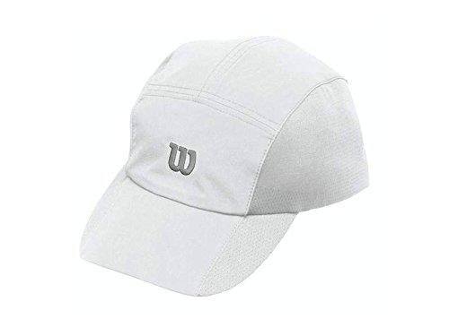 Wilson Tennis Cap Cappellini bianco
