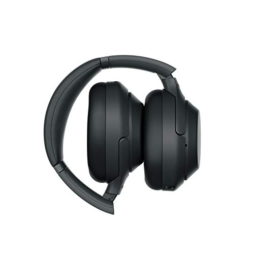 Sony WH-1000XM3 Wireless Industry Leading Noise Cancellation Headphones with Alexa (Black) Image 8