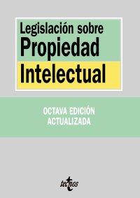 Legislación sobre Propiedad Intelectual (Derecho - Biblioteca De Textos Legales) por Rodrigo Bercovitz