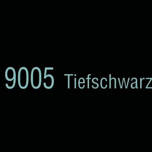 """Preisvergleich Produktbild Brantho Korrux """"3 in 1"""" 0,75 l 9005 Schwarz (23,33 EUR/l)"""