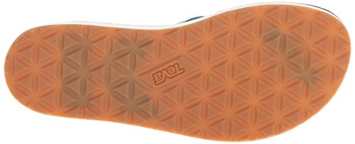 Teva Damen Original Sandal Ombre W's Deep Teal