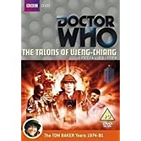 Doctor Who - The Talons of Weng-Chiang Special Edition Triple DVD Tom Baker as Dr Who by Tom Baker