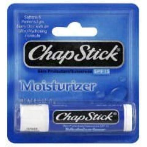 ChapStick Lip Balm Moisturizer Stick Refill, 0.15 Ounce by