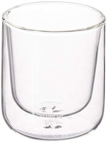Blomus 63653 Set 2 Thermo-Kaffee-Gläser Nero -