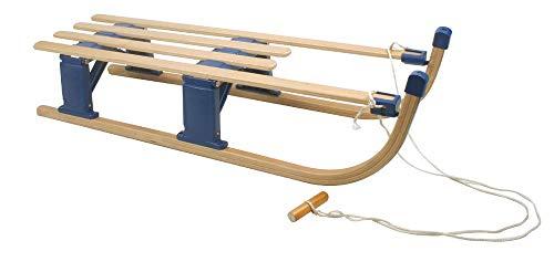 Luge en bois pliable 110 cm