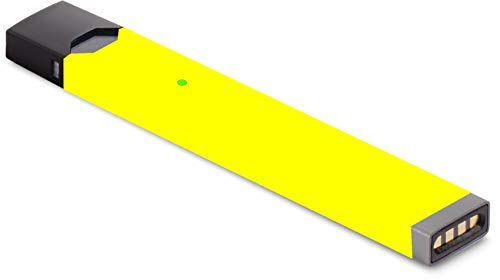 JUUL Skins Wraps & Covers (2 Pack) (Protective & Stylish) (Thin &  Lightweight) (Easy Install) (Yellow)