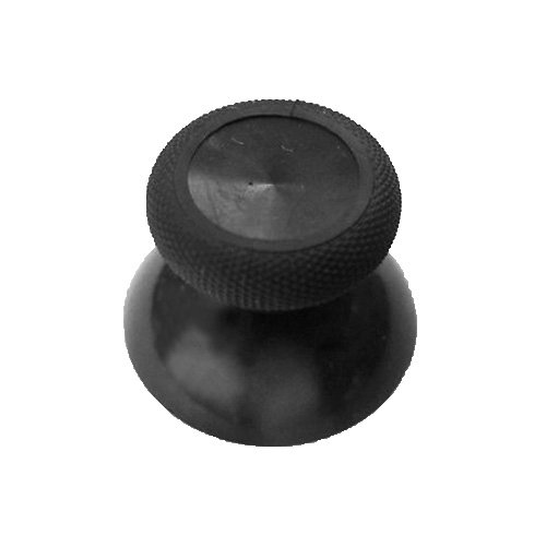 Generic 10 PCS Controller Joystick 3D Analog Cap for Xbox One(Black)