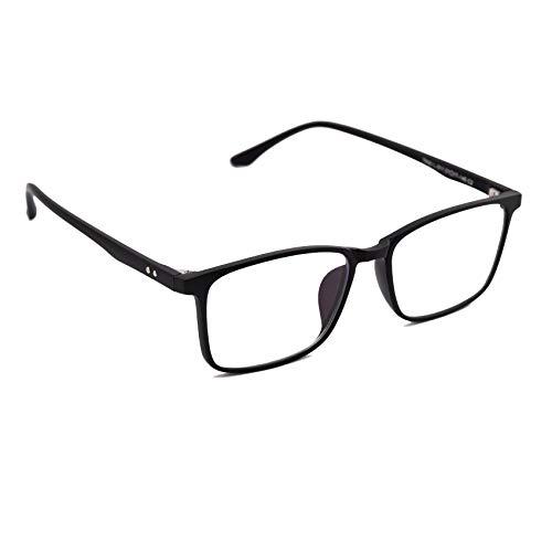 Lumondo PC Brille - Federleichte Computerbrille mit Blaulichtfilter | Gegen Augenmüdigkeit | Natürliches Farbspektrum | Extrem flexibel & biegsam