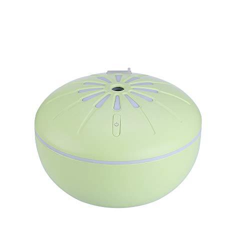 Sencillo Vida Humidificador Aromaterapia Ultrasónico Difusor de Aceites Esenciales Aroma Purificador de Aire para Casa, Dormitorio, Baño, Yoga, Sauna y Oficina