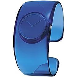 Issey Miyake Unisex-Armbanduhr O-Serie SILAW006