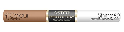 Astor Perfect Stay 16h Transfer Proof Lippenstift, 233 Sand, langanhaltend, 1er Pack (1 x 7 ml)