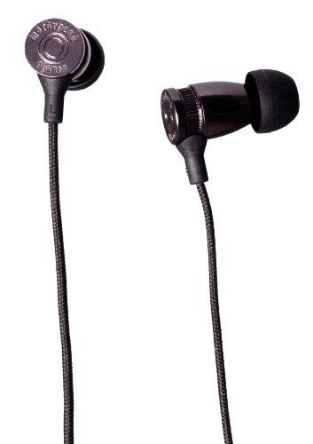 Motörhead Phönes Overkill In-Ear Kopfhörer für Rock und Metal schwarz (Iron Man-ohrhörer)