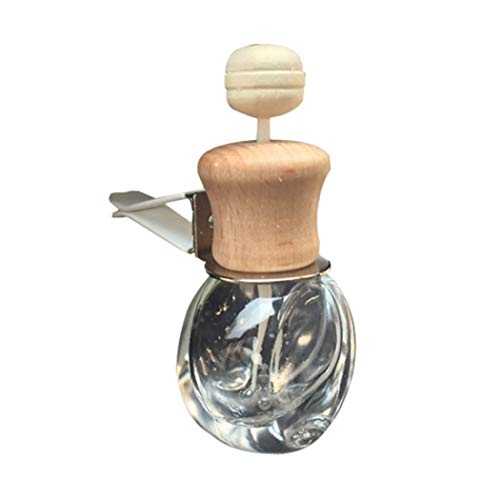 gonglong Strong, 1 diffusore di Profumo per Auto, Bottiglia Vuota per condizionatore d'Aria, co