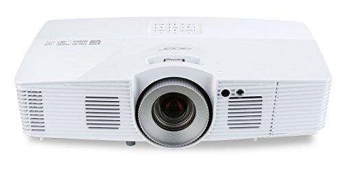 Acer V7500 DLP Projektor (Full HD 1920 x 1080 Pixel, 2.500 ANSI Lumen, Kontrast 20.000:1, 3D) Pixel Sensor