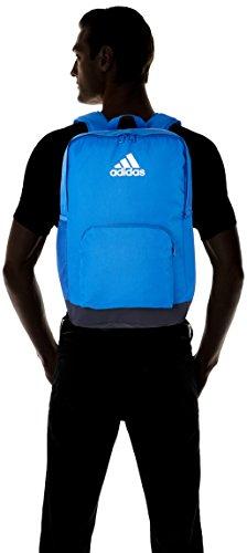 Adidas–Zaino Backpack tiro 17 blue/collegiate navy/white