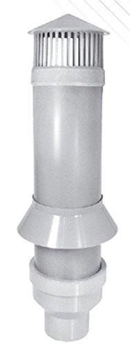 Purge Système d'aération de toit DN-160–500mm–9–3013–500–41–01–03