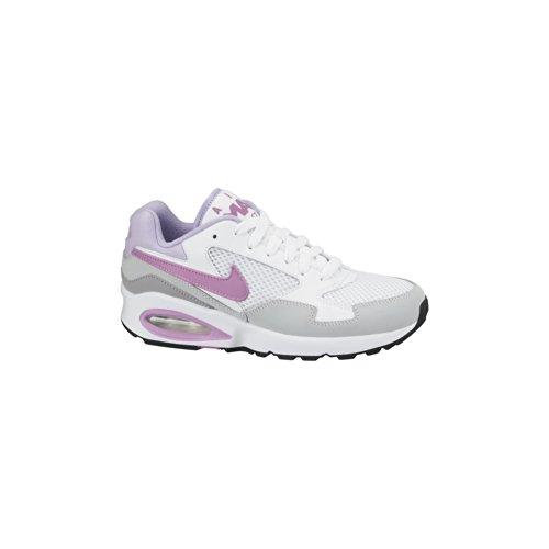 Nike Air Max ST (GS) - Zapatillas para niña, color blanco, talla 36