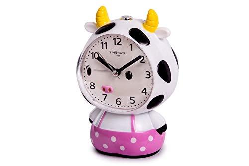 Despertador Infantil Vaca PEQUEÑO TIMEMARK...