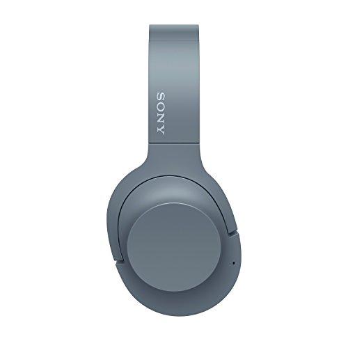 Sony WH-H900N High-Resolution Kopfhörer, Kabelloser, Noise Cancelling, blau - 6