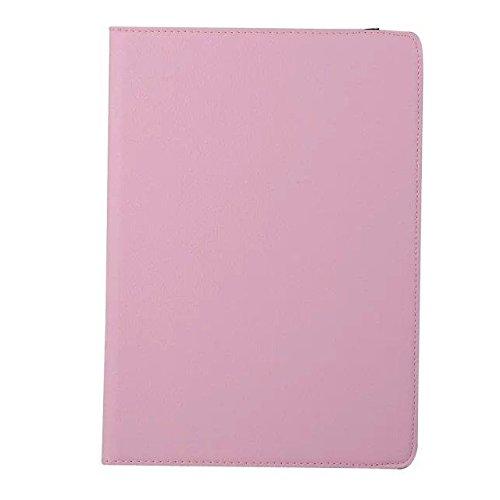 inShang Hülle für Samsung Galaxy Tab A 9.7 T550 - TABA T 550 9.7 inch , PU Leder Tasche Hülle Skins Etui Schutzhülle Ständer Smart Case Cover, 360 Grad rotierende Schutzhülle mit Standfunktion