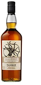 Talisker Select Reserve Single Malt Scotch Whisky 70cl - House Greyjoy Game of Thrones Limited Edition