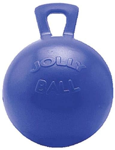 William Hunter WALDHAUSEN Jolly Ball, 25 cm, blau, blau (Ziege Hund Spielzeug)