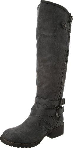 Madden Mädchen Master Boot Black Paris