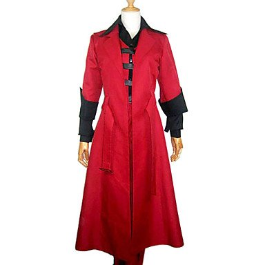 Devil May Cry Dante Cosplay Kostüm, Größe XXL:(175-180 (Dante Kostüm Cry Devil May)