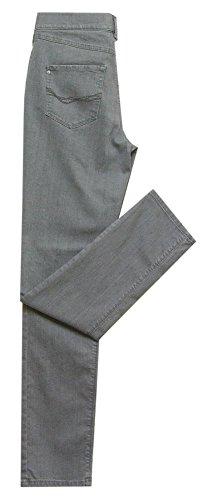 New Gardeur anthrazit grau Inga Jeans 61941 Schwarz - Anthrazit