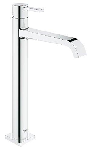 GROHE Allure   Badarmatur - Einhand-Waschtischbatterie   für freistehende Waschschüsseln   23403000