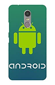 Cell Planet's Designer Printed Mobile Back Cover Compatible for Lenovo K6 Note