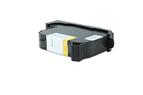 Recycelt für HP DesignJet 350 C Tinte gelb - Nr.44 / 51644YE - Inhalt: 42 ml