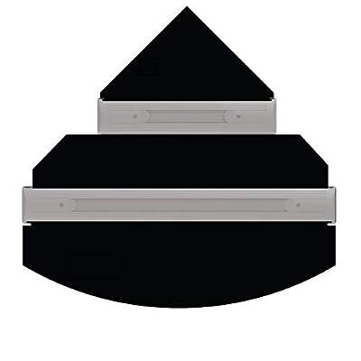iQuatics Kit de Remplacement Universel Compatible Juwel Trigon 350 sans Trous pour écumeur/mangeoire