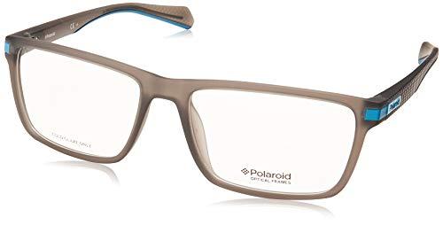 Polaroid Brille (PLD-D354 RIW) Plastik geräuchert grau - türkis