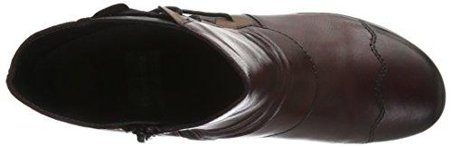 Remonte D1272, Stivaletti Donna Multicolore (Chianti/Antik/Chestnut/35)