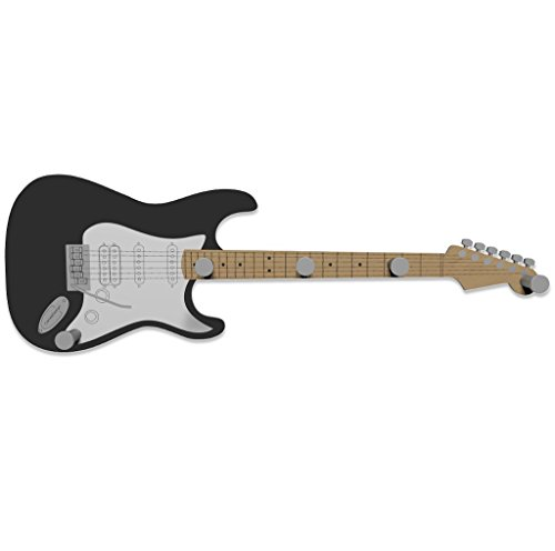 Calleade Sign Guitarra Perchero Perchero