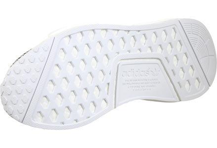 Adidas Schuhe NMD_R1 Primeknit Herren NEWNAV/WHT/NEWNAV