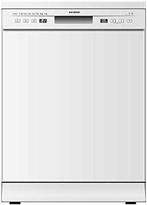 LAVAVAJILLAS INFINITON DIW-60.5 Blanco Ancho 60CM (A++, Display LED, Control Electronico, Independiente)