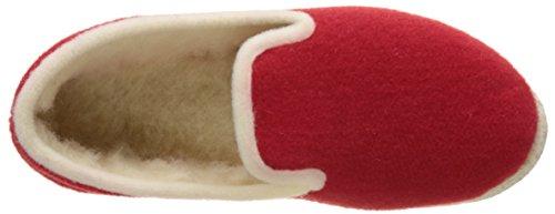 Rondinaud Unisex-Erwachsene Calmont Unten Rouge (20 Rouge)