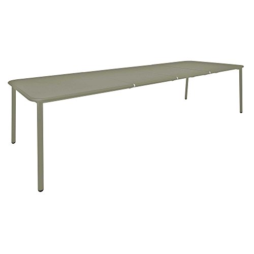 emu Yard Aluminium Gartentisch ausziehbar