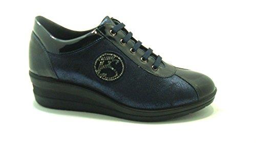 Enval Soft donna Sneaker 69852 blu (36)